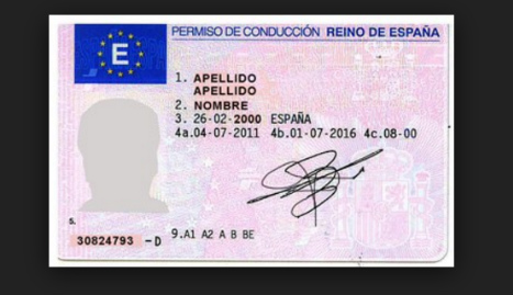 Buy fake Spanish ID card online Spanish fake ID card for sale online