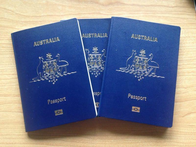 Australian passport online Get an australian passport online