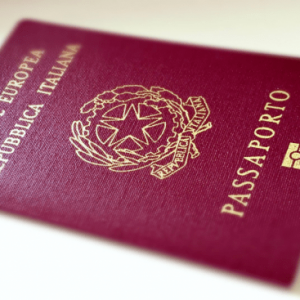 buy italian passport